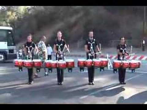Colts 2007 Drumline 08