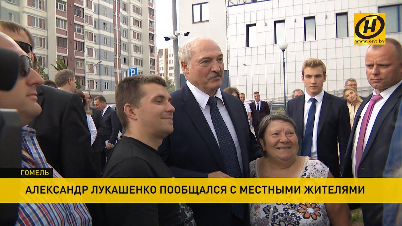 Лукашенко в Гомеле: Хочу предупредить – никаких заморских поездок, карантин потом за свой счет