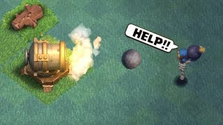 Clash of Clans Funny Moments Montage | COC Glitches, Fails, Wins and Troll Compilation #3 |