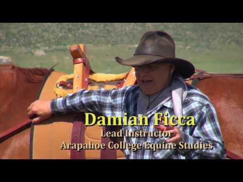 Packing with Damian Ficca & Colorado Saddlery