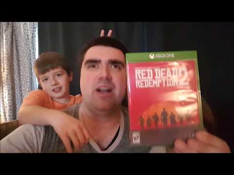 Thumbnail: Kid Temper Tantrum Pranks Daddy With FAKE Red Dead Redemption 2 Game [ Original ]