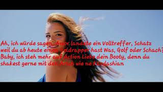 Kay One feat. Pietro Lombardi Senorita ( Lyrics )