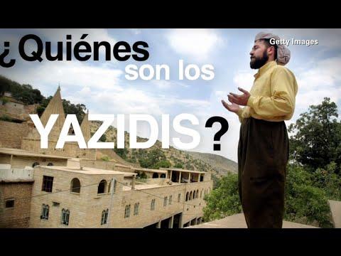 ¿Quiénes son los yazidis?