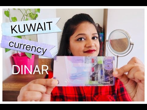 Life in Kuwait: World's highest Currency || Kuwaiti Dinar || Kuwait dinar to Indian Rupees Exchange|