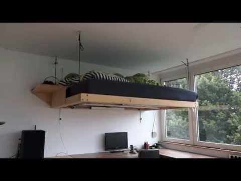 dvi na postelja voga lift bed doovi. Black Bedroom Furniture Sets. Home Design Ideas