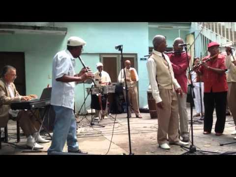 Charanga Flute Descarga en la Habana