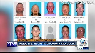 Never-before-seen evidence released in Asian massage parlor bust out of Indian River County