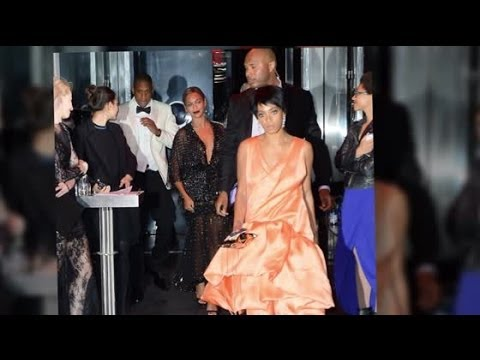 Solange Knowles Attacks Jay Z in Elevator at Met Gala | Splash News TV | Splash News TV