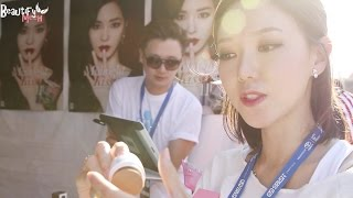 KCON Beauty Booths Tour ♥ Thumbnail