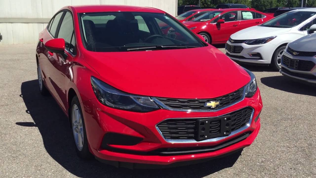 2016 chevrolet cruze red hot auto lt roy nichols motors. Black Bedroom Furniture Sets. Home Design Ideas