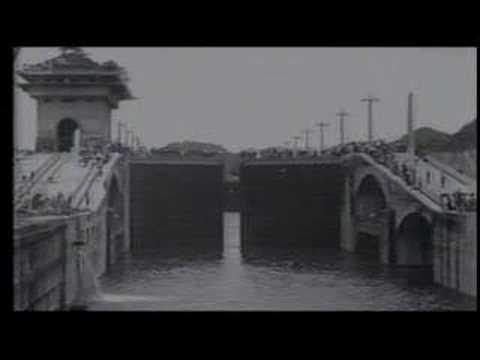 Panama canal expansion begins -  04 Sep 07