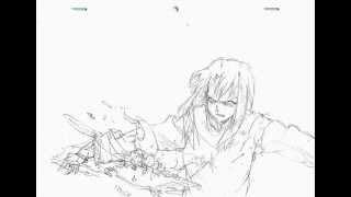 空の境界【kara no kyoukai】作画習作4