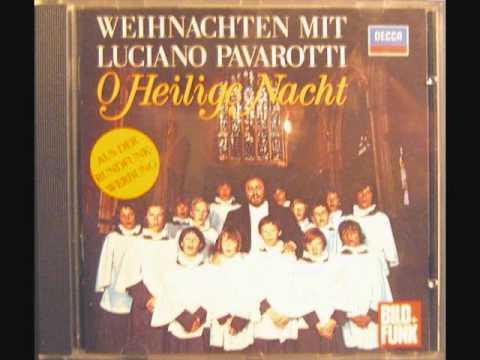 Luciano Pavarotti - Gesú bambino