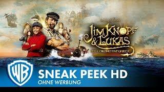 JIM KNOPF UND LUKAS DER LOKOMOTIVFÜHRER - 7 Minuten Sneak Peek Deutsch HD German (2018)