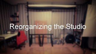 Reorganizing My Video Studio