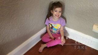 Nobody puts baby in a Corner Toddler 4 Recites FAV Movies Dirty Dancing How to connect  kids Autism
