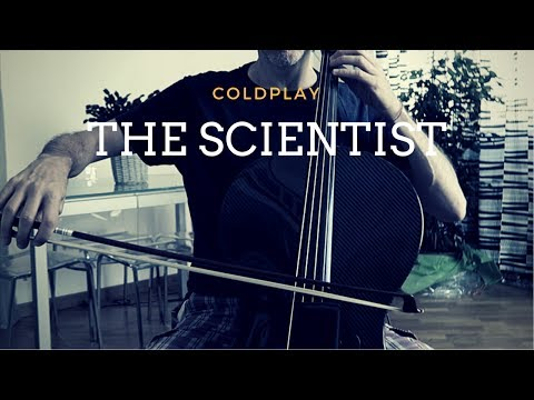 Coldplay - The Scientist for cello and piano (COVER)