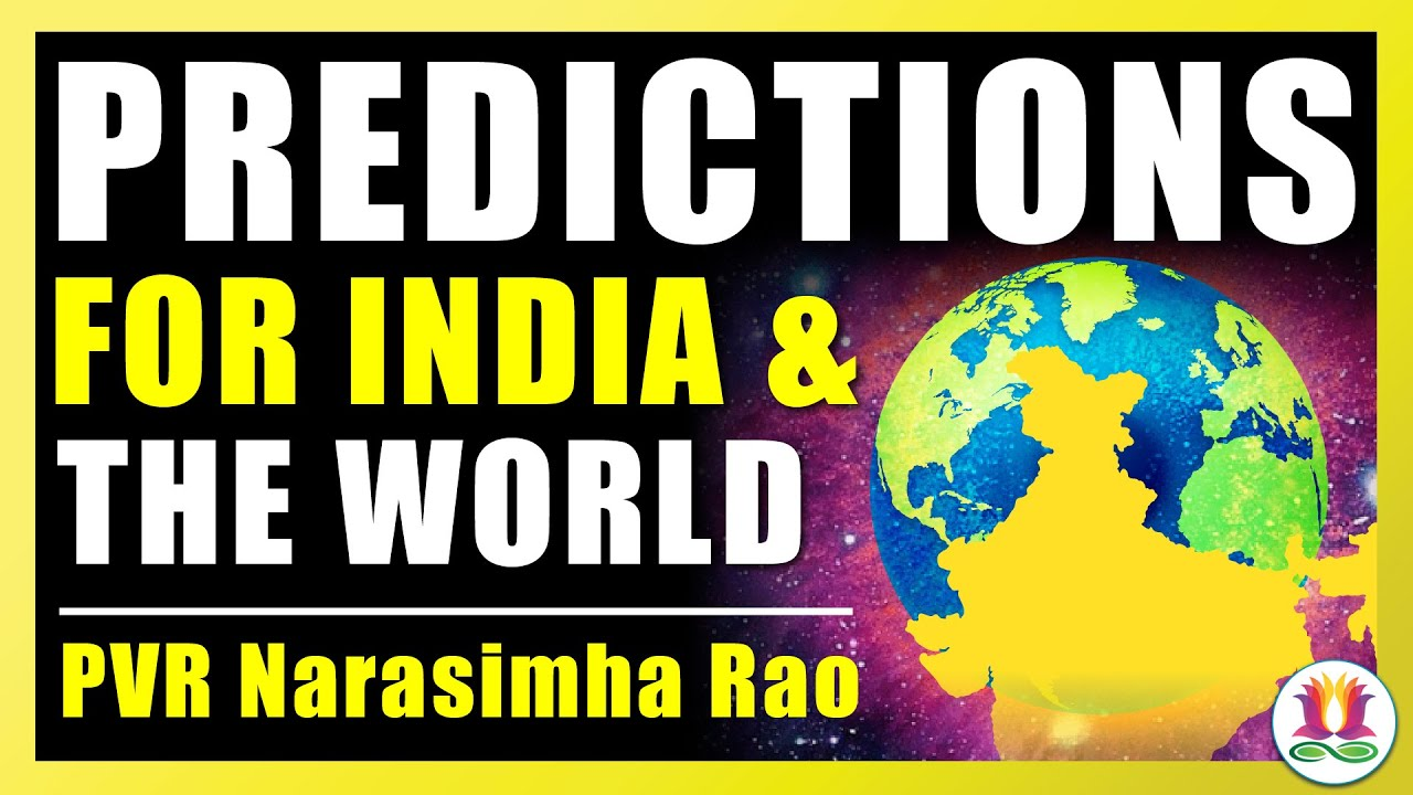 Predictions For India And The World Youtube It had been influencing people's lives long before the new era. predictions for india and the world