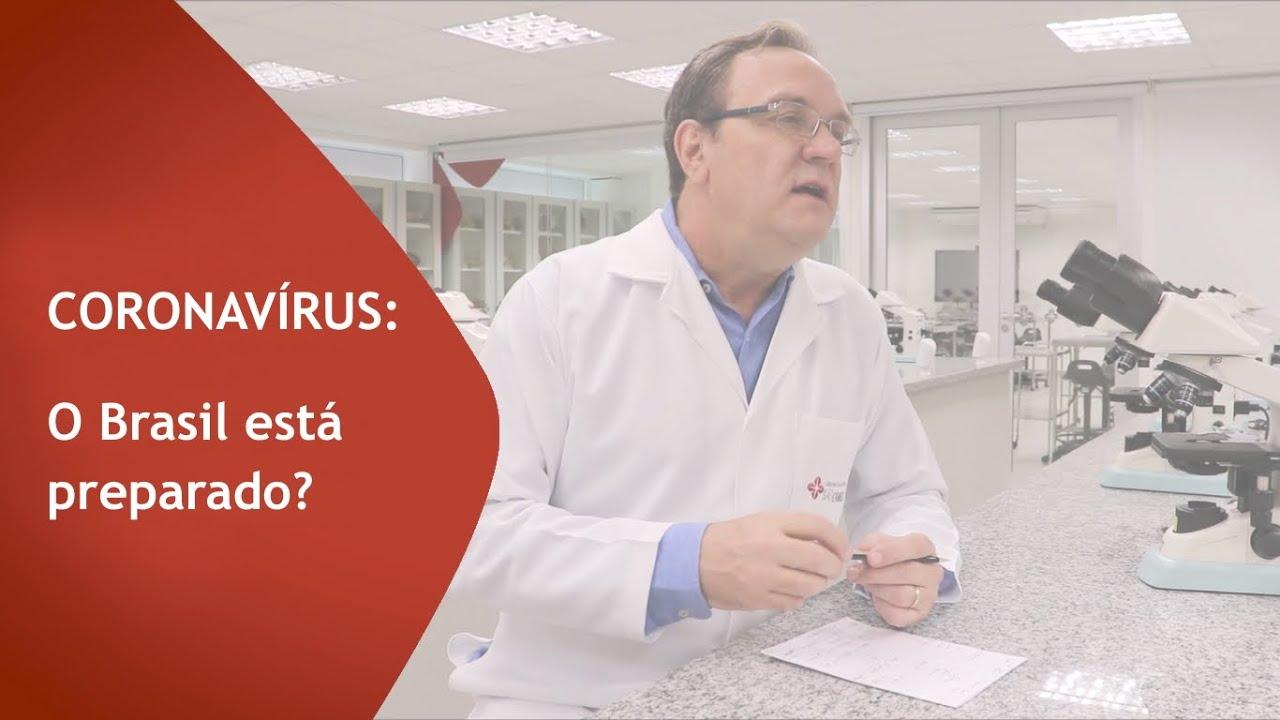 São Camilo | Coronavírus: o Brasil está preparado?