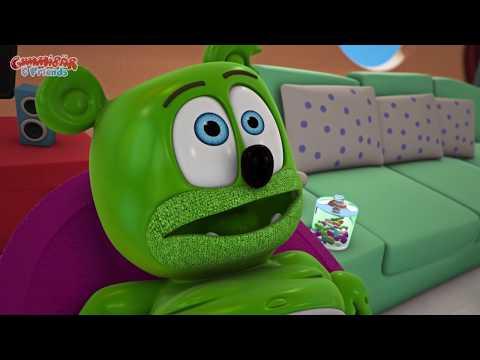 Gummy Ve Arkadaşları | Çizgi Film Hıçkırık | Gummy Bear Şov Türkçe Dublajlı | Gummibär & Friends