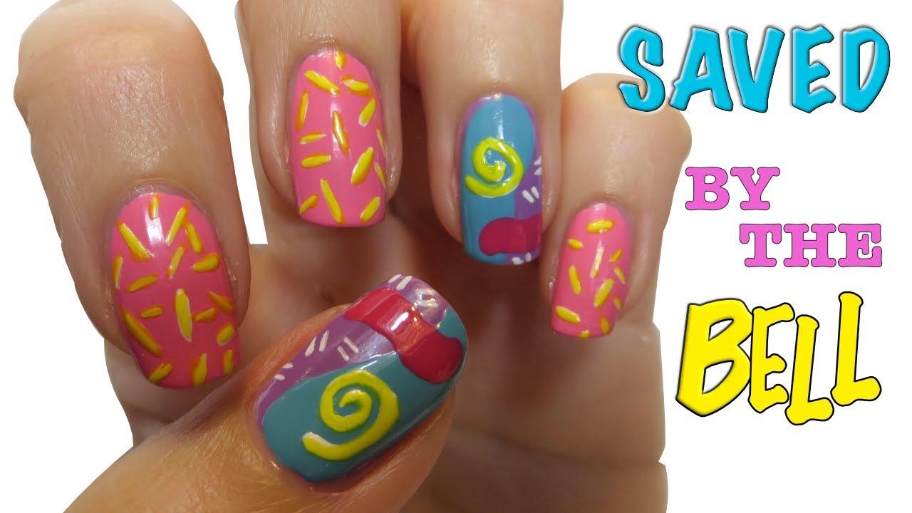 saved bell nail design