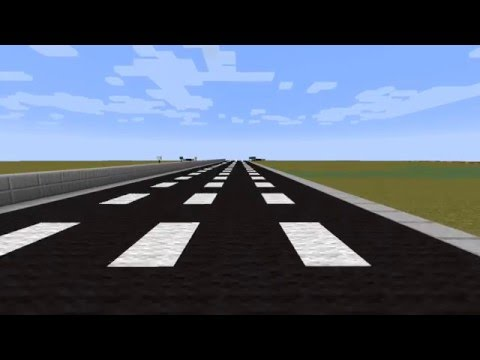 Minecraft Freeways: Interstate 35 South to the Metro