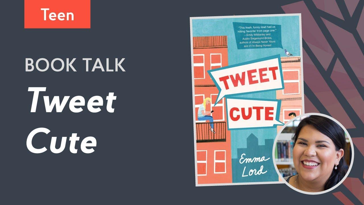 Tweet Cute Book Cover