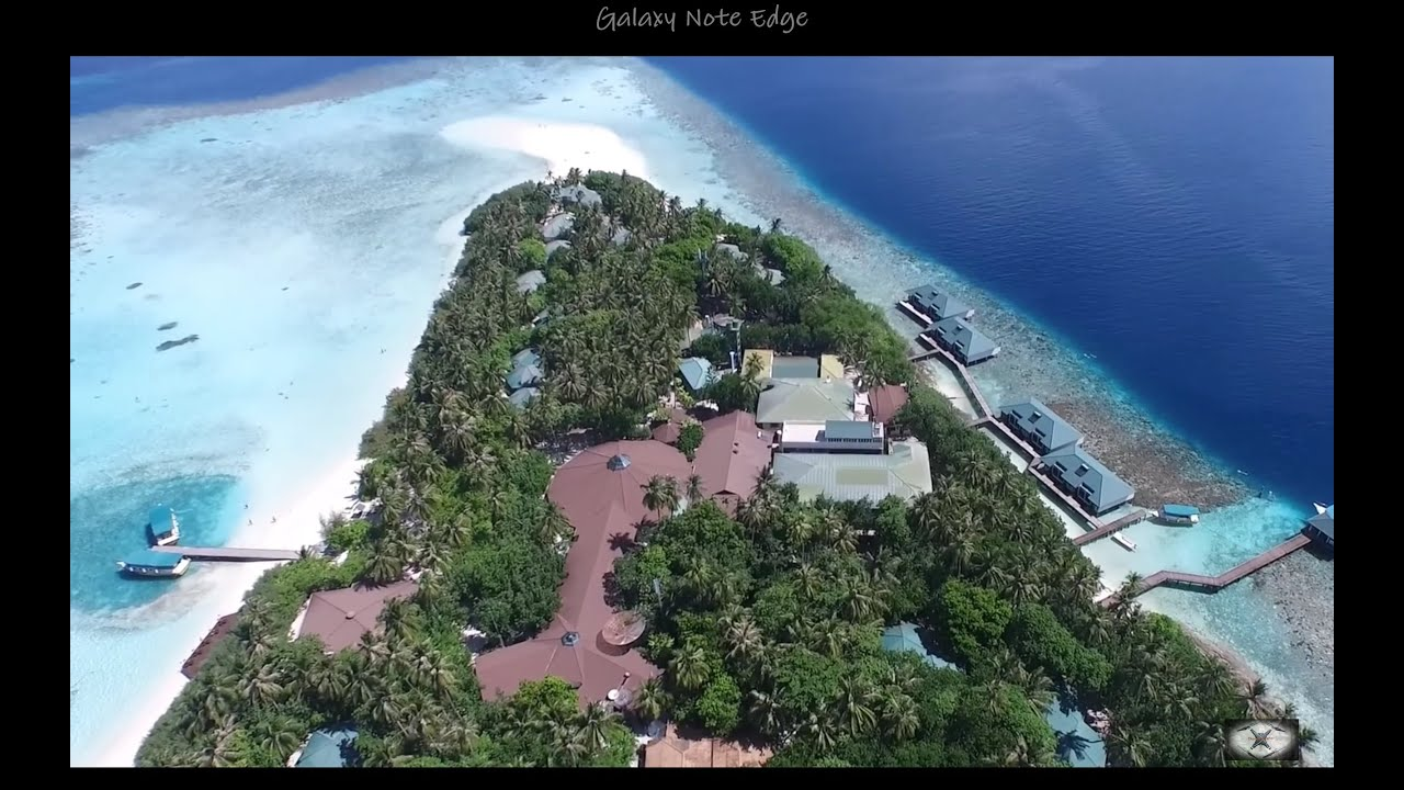 This Is Embudu Village June 2015 Part 1 Maldives Youtube