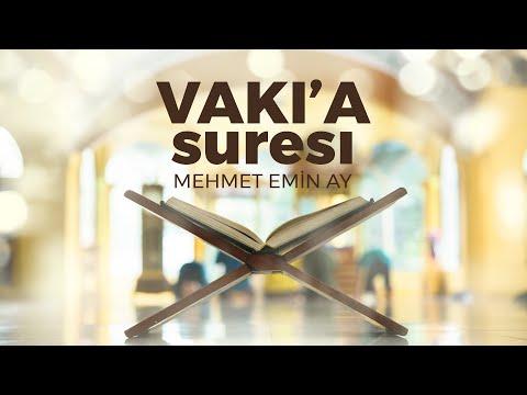 Vakia Suresi Mehmet Emin Ay Tek Parca