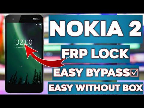 Nokia 2 TA 1029 V 7 1 1 FRP Bypass New Method 2019 - Видео
