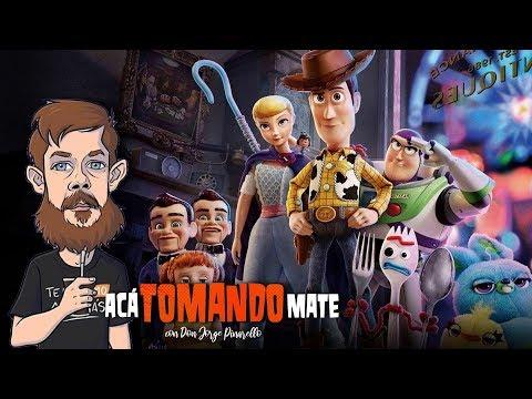 Acá Tomando Mate Hablando De Toy Story 4 (Con Spoilers)
