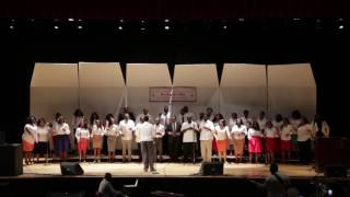 2016 UMES Gospel Choir - Suddenly