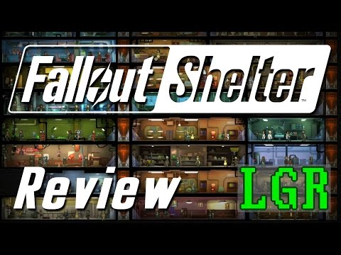 LGR – Fallout Shelter – Mobile Game Review