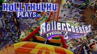 ROLLERCOASTER TYCOON 3 - Soaked Introduction!