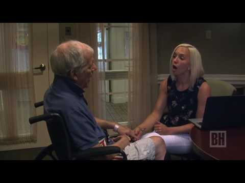 Music therapy helps stroke victim