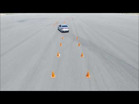 Autonomous Vehicle Control with Lidar