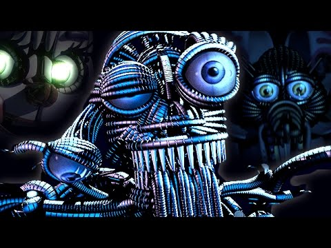 THERE IS NO ESCAPE - Five Nights at Freddy's: Sister Location Ending (REAL ENDING)