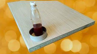 Как клеить пластиковую кромку на столешницу из дсп