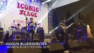 "Gugun Blues Shelter feat Iqbal (Dua Drums) ""Not Alive"". #gugunblues bluesrock #jakartabluesfestival"