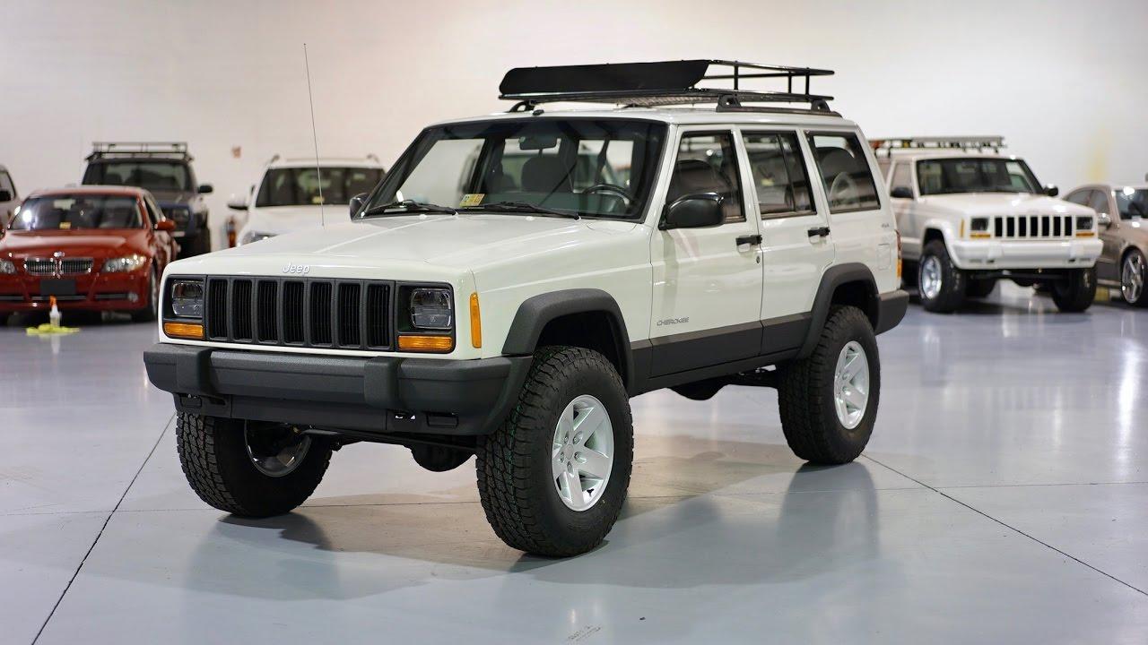 Don Davis Jeep >> Davis AutoSports Davis AutoSports JEEP CHEROKEE XJ SPORT / LIFTED / CUSTOM BUILD PER SPECS - YouTube
