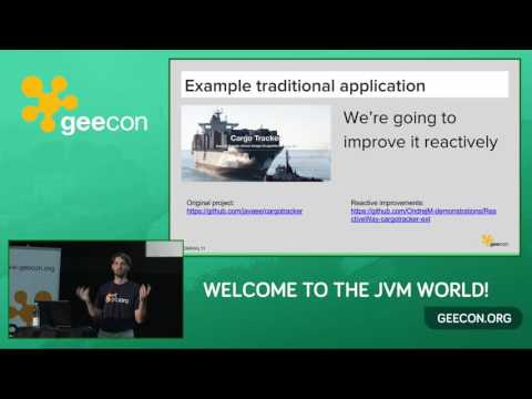 GeeCON 2017: Ondrej Mihalyi - 5 ways to improve your Java EE applications in reactive way