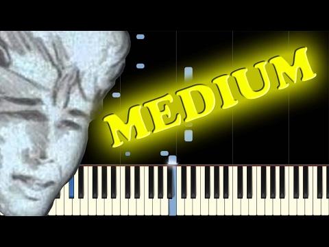 AHA  TAKE ON ME  Piano Tutorial
