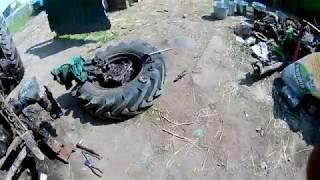 небольшой ремонт пвм ЛТЗ т-40ам