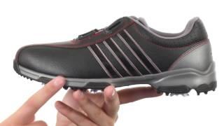 Preparación oportunidad celestial  adidas Golf 360 Traxion Boa SKU:8658360 - YouTube
