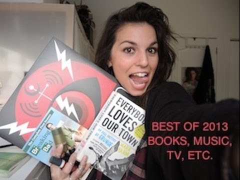Best of 2013 - The Other Stuff (books,tv,music etc.)