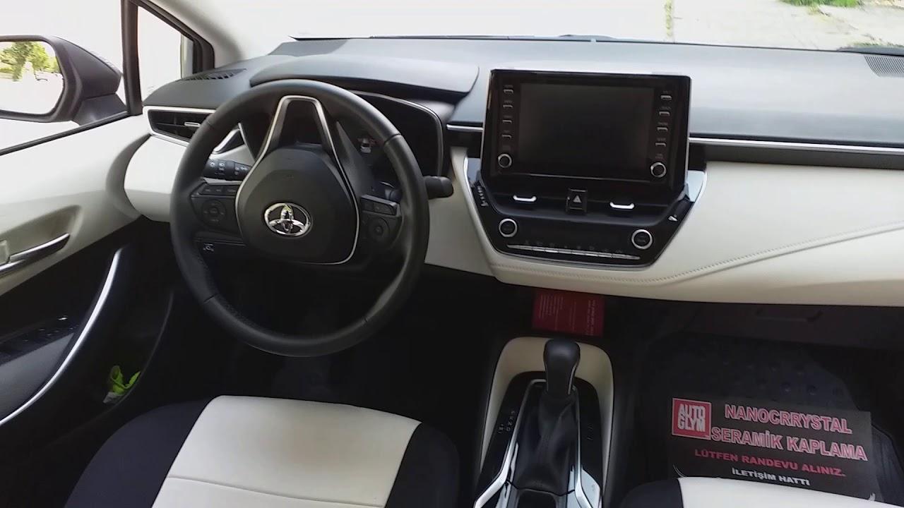 2019 Toyota Corolla Oto Koltuk Kilifi Ozel Dikim Dosemecioglu Oto Youtube