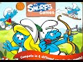The Smurf Games Budge Action Android İos Free Game GAMEPLAY VİDEO