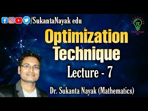 Lecture 7 - Optimization Techniques | Bracketing Methods | Exhaustive Search Method (Part 1)