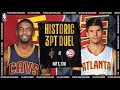 Historic 3PT Playoff Duel | #NBATogetherLive Classic Game