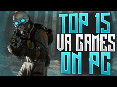 Top 15 PC VR Games | 2020